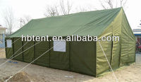 Polyester Canvas Army Tent for 20 persons/Military Tent