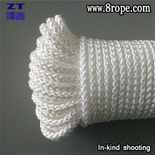 8 Strand 4mm polypropylene rope wholesale price