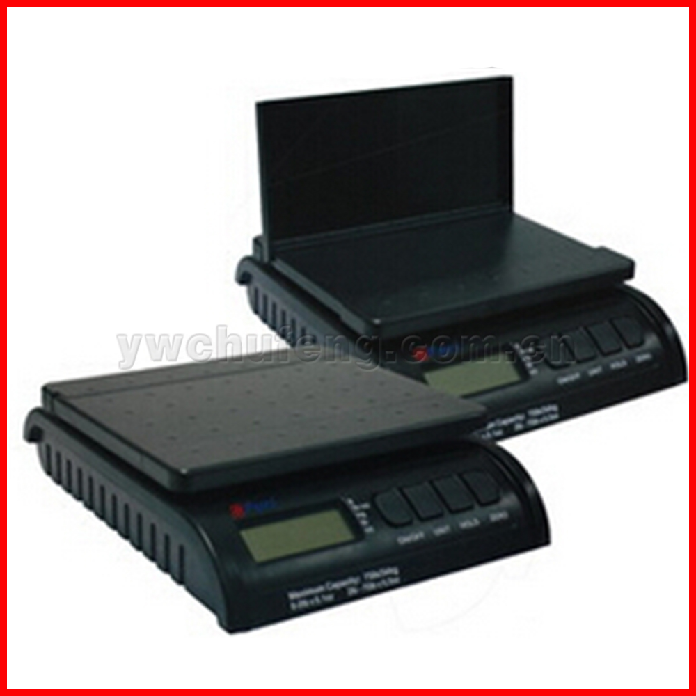 Free Shipping!! POSTSHIP Digital 34kg 75lb Black Letter Postal / Parcel / Shipping <strong>Scales</strong>