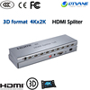 1x8 HDMI Splitter mini hdmi cctv video distribution 8 output amplifier spliter hdmi