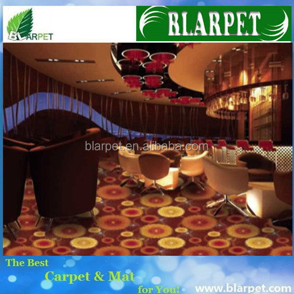 Alibaba china branded washing carpet / axminster carpet