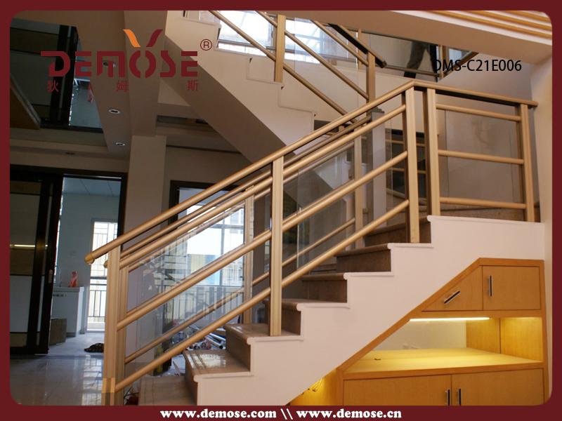 rampe d 39 escalier hauteur main courante d 39 installation aluminium main garde corps buy. Black Bedroom Furniture Sets. Home Design Ideas