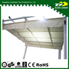 White Stainless Aluminum metal gazebo