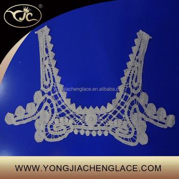 Yjc17567 China Fashion Free Crochet Patterns Collar Lace Buy