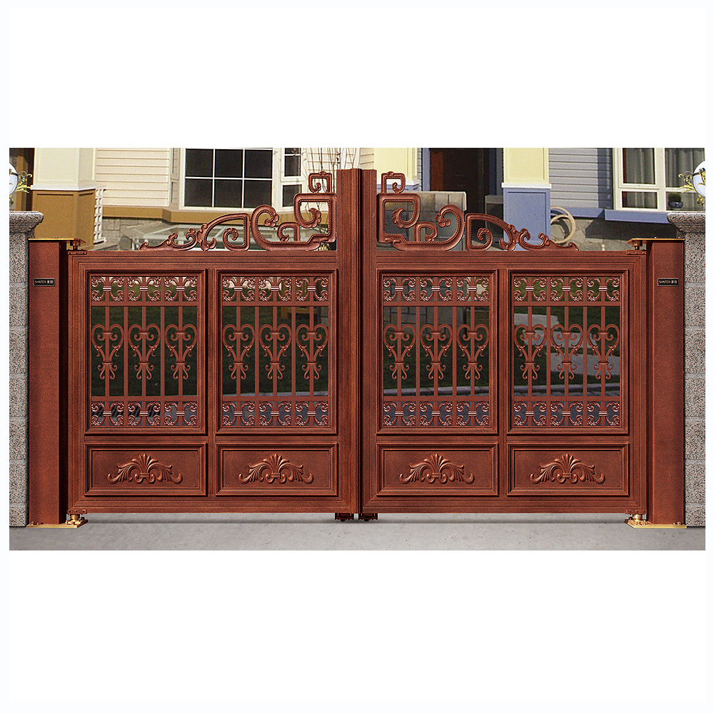 Alibaba Recommend Cast Aluminum Home Auto Swing Gate Buy Auto Swing Gatecast Aluminum Home Auto Swing Gatealibaba Recommend Cast Aluminum Home