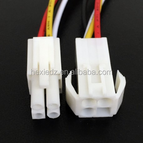Jst El Stecker 4,5mm Pitch 4pin Inter Stecker Mit Kabel - Buy ...