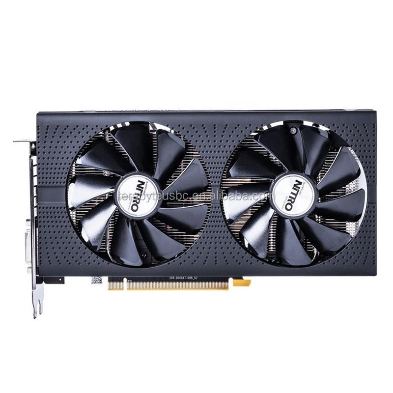 Hot Sale Mining Card Graphics Cards for BitCoin and Litecoin Mining High Hashrate RX470