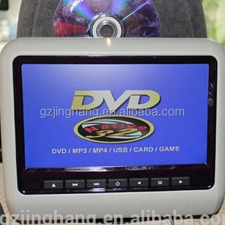 Native 32 Game Automobile Headrest DVD Player for sale ...