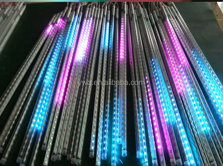 25cm Ice Light Led Meteor Shower Light Led Meteor Starfall Led ...