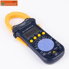 A3383 Stroom Ac Dc Auto Range 600A Voltage Clamp Multimeter Weerstand Capaciteit Frequentie Tester