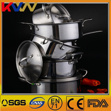 Stainless Steel Eco Friendly Cookware in Utensils