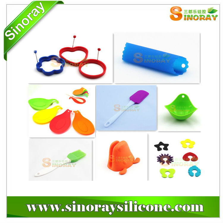 Food-grade Silicone Kitchen Gadgets from Ningbo
