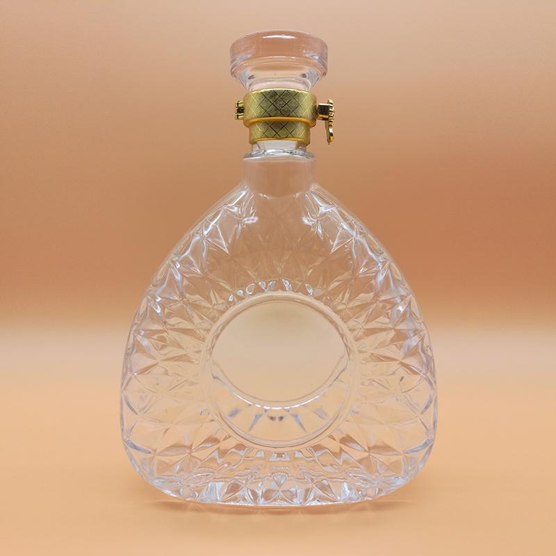 originale più votato servizio duraturo scarpe da ginnastica Il Disegno Su Misura Brandy Spirito Vuote Bottiglie Di Vetro ...