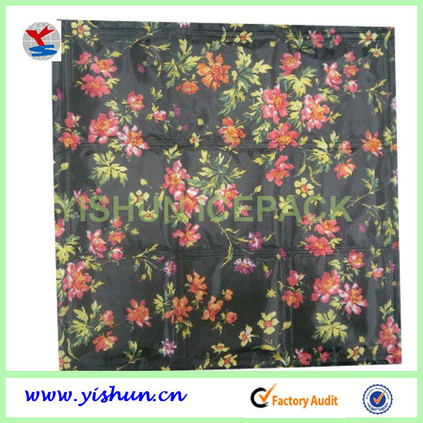 2017 new summer floral ice cool pillow mat