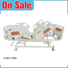 Wholesale cheap price OEM metal automatic hospital bed