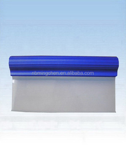 "12"" inch silicon window squeegee cleaning wiper water blade"