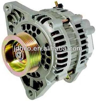 For Nissan Sr18 Sr20 Alternator 23100-64j00 80a Hitachi Alternator ...