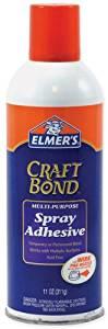 Elmers Craft Bond Multi-Purpose Spray Adhesive-11 1 pcs sku# 654853MA
