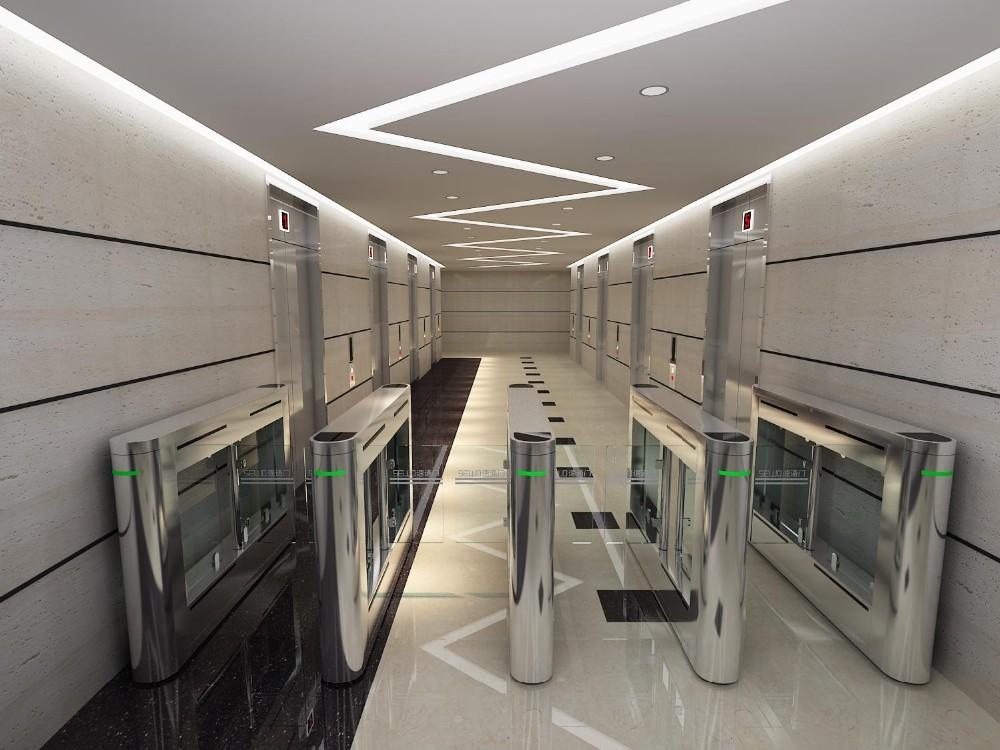 Building Office Security Control Access Bi Direction