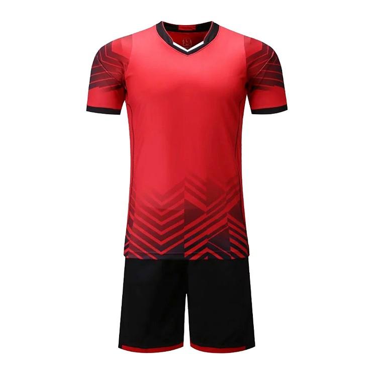 2017-2018 temporada Tailandia uniformes de fútbol personalizada sublimación  conjunto completo fútbol chándal barato kits 7eb8bfcc1b180