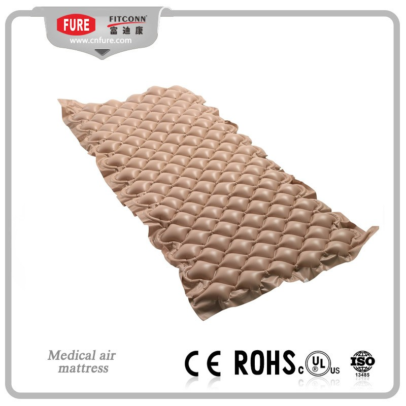 Bubble medical anti decubitus air mattress with CE ISO 13485