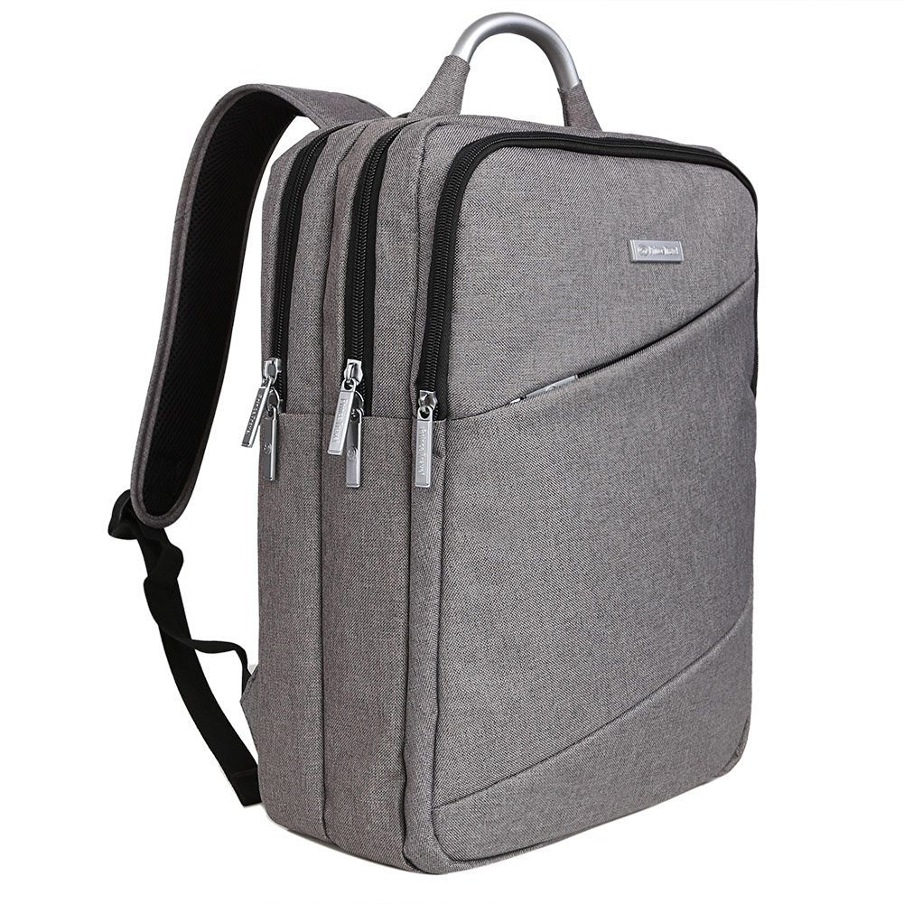 a6e0340c6c64 Get Quotations · Prince Travel Waterproof Shockproof and Lightweight Oxford  Fabric 15.6
