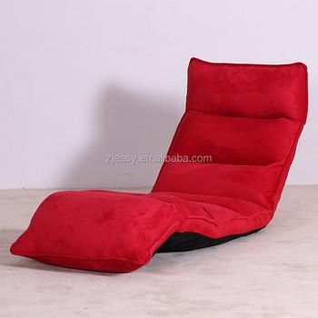 Living Room Adjustable 5 Position Memory Foam Floor Lounge Chair U0026 Gaming  Chair,legless