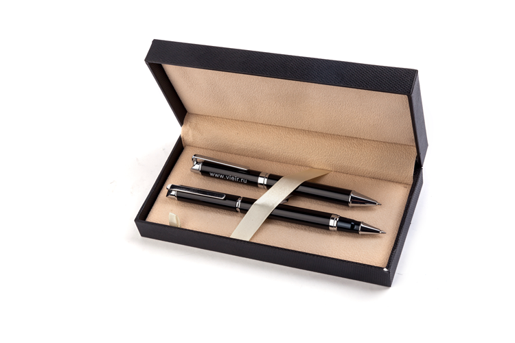 China Supplier Wholesale Cheap Price Business Executive Gift Metal Ball Pen Set