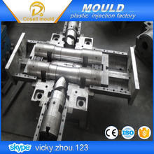 pvc gutter elbow sewage pipe fitting mould/pvc 90 degree gutter pipe fitting mold/pp male threaded connector mould