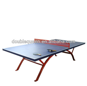 Double Fish Ping Pong Table