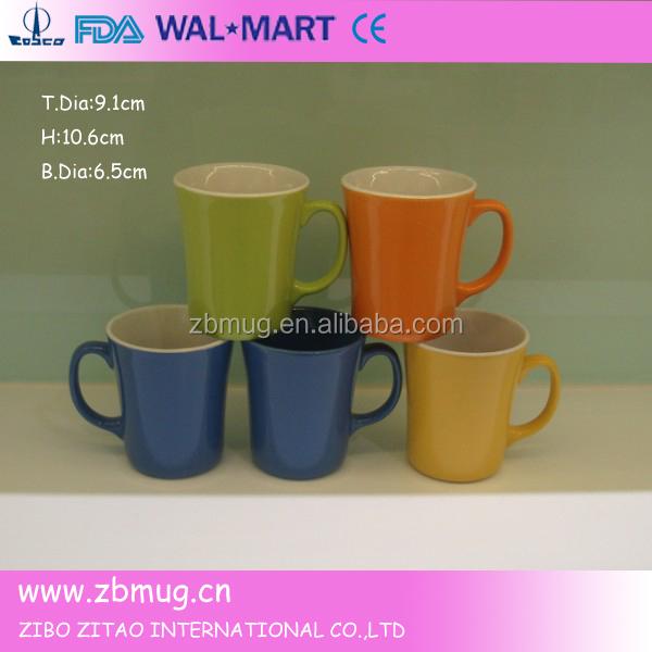 Whole Drinkware Ceramic Mugs Paintable Ceramics Mug