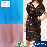 silk leopard print services rayon polyester spandex jersey