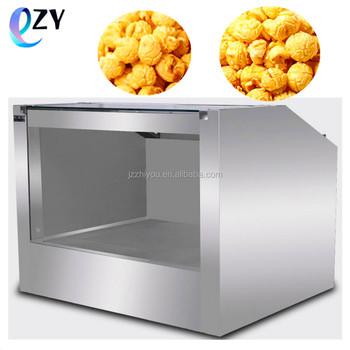 Zy Western Equipment Popcorn Warmer popcorn Warming Showcase snack Machine  For Popcorn Heater Display - Buy Popcorn Warmer,Popcorn Warming