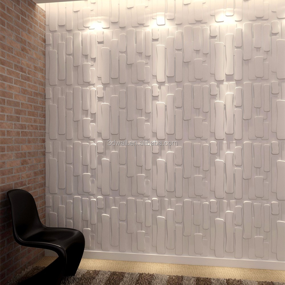 mdf wall panel mirror wallpaper deco fire