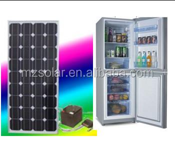 Mini Kühlschrank : Mizi 168l solar kühlschrank solar power mini kühlschrank solar