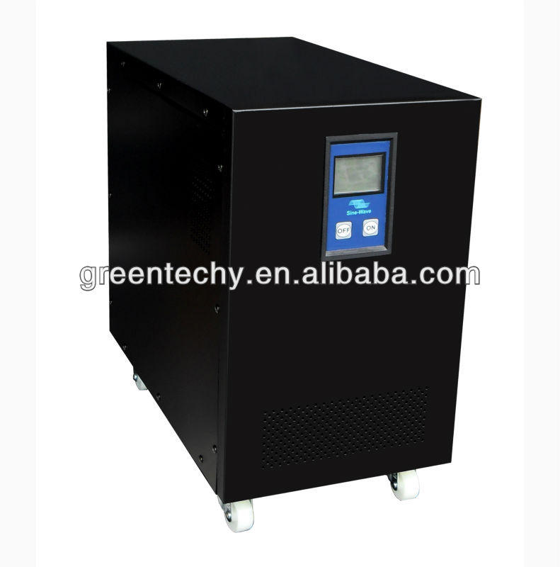 LCD display power frequency inverter