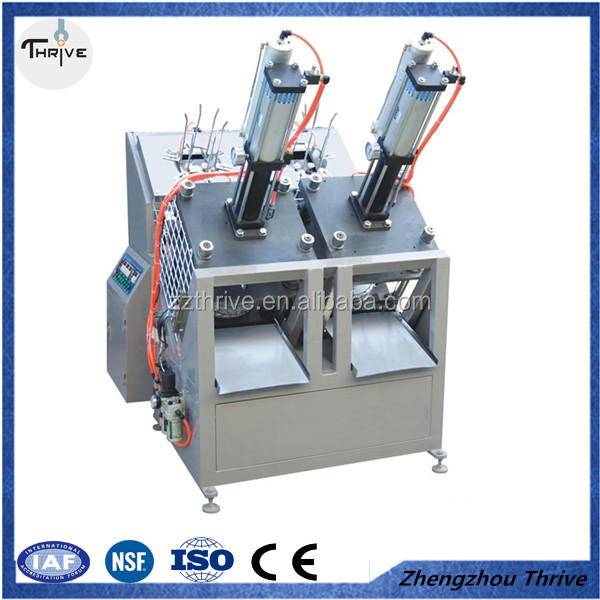 Paper plate making machine price for sale,High quality wholesale paper plates producing machine