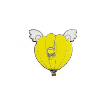 Cheap Custom Clothes Metal Cartoon Logo Souvenir animal zoo fox tiger lions lapel pin