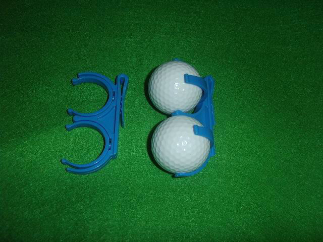 Golf Ball Holder,suit for two ball
