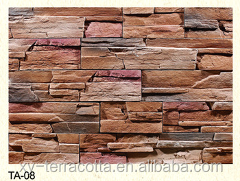 Guangzhou Stone Veneer,home Depot Decorative Stone,exterior Wall Stone Tile