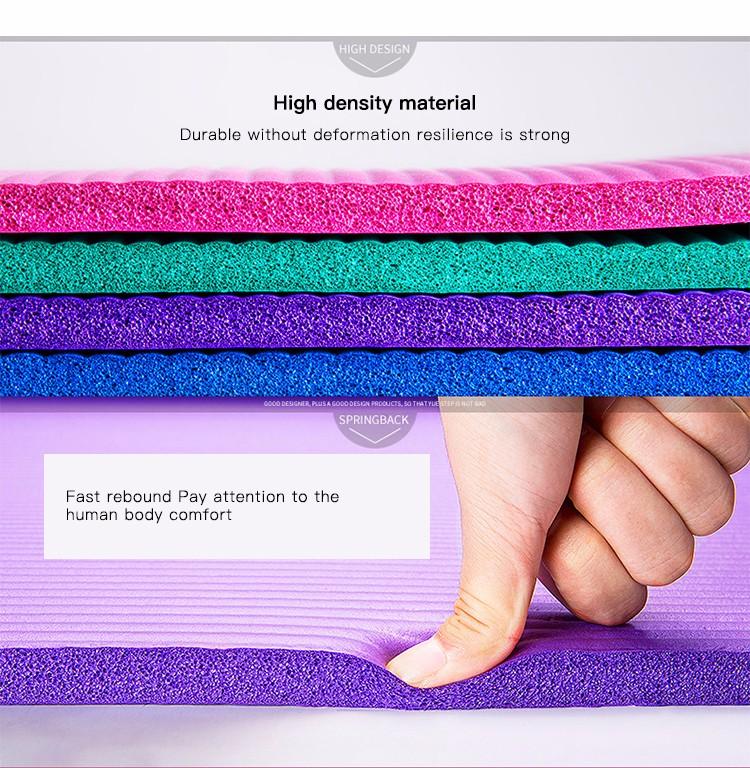 Customized Floor Mat Yoga Mat Wholesale Factory Buy