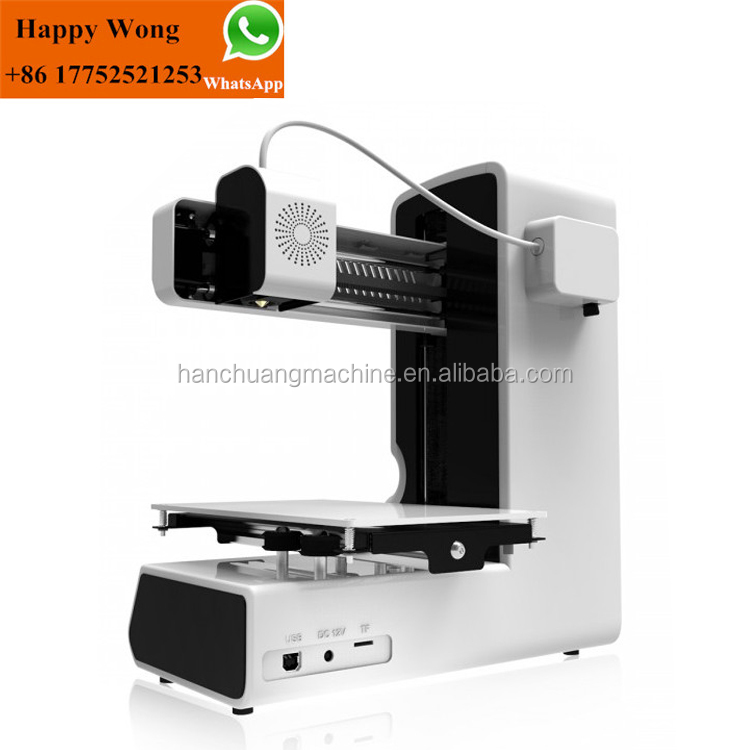 Popular Digital Table 3D Printer for School Kids