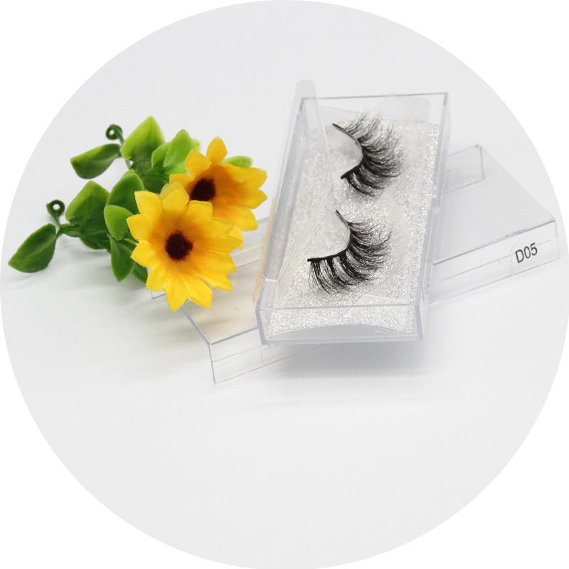 Wholesale Beauty Supply Mink Eyelashes 3d Mink Lashes ...