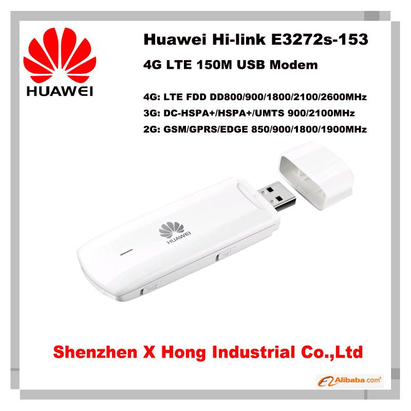 Original Huawei E3272 4g Lte Wireless Modem And 4g Usb Multi Sim ...