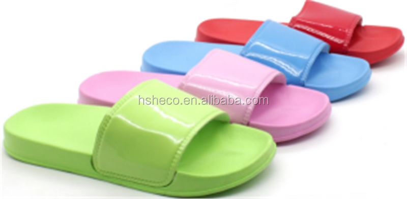 98eed0912 Ladies Comfy Plain Rubber Clear Sliders Flats Shoes Slides Slippers ...