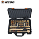 "New Products Non-sparking Non-magnetic Hand Tools GS/FM/ISO9001 Approved Safety 32pcs 1/2""Dr Socket Wrench Set Factory Price"