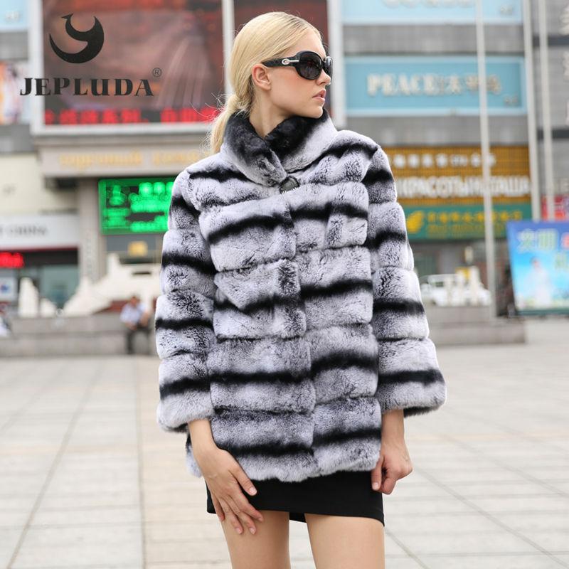 Купи из китая Одежда и аксессуары с alideals в магазине JEPLUDA FUR WORLD Store