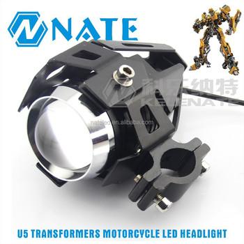 Car Parts Accessories U5 12v Transformers Lamp Motorcycle Lamp