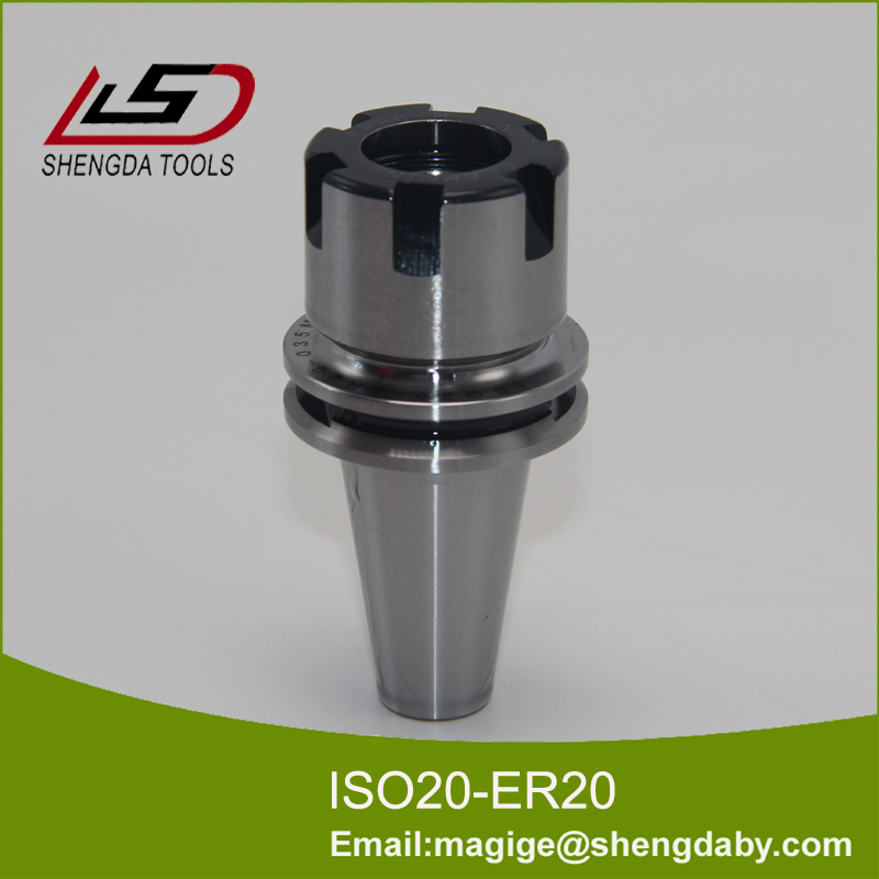 ER20 ER25 collet chuck iso 20 iso30 tool holder