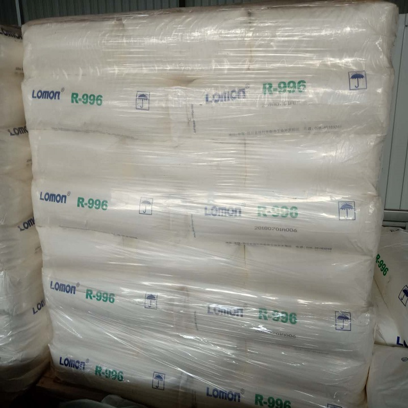 low oil absorption rutile titanium dioxide tio2 from lomon r-108